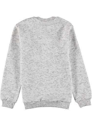 Morhipo Kids O Yaka Baskılı Sweatshirt Renkli
